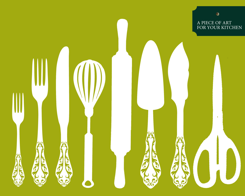 Kitchen Artwork Kitchen Art The Anatomy Of Design