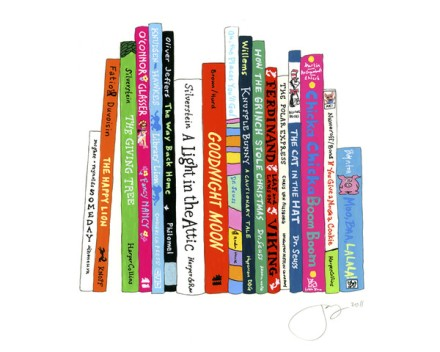 Kids Trio - Ideal Bookshelf