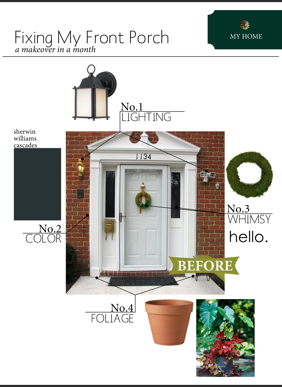 Front Door Makeover Plan Copy