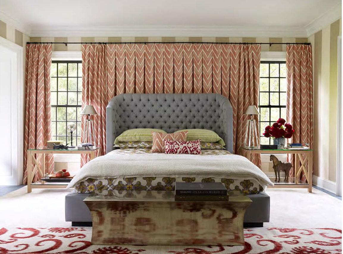 thom filicia  the anatomy of design, Bedroom decor