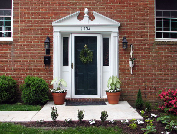 A Welcoming Front Porch The Anatomy Of Design