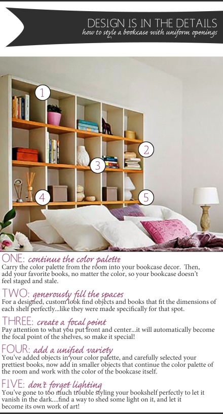howto style auniformcubbybookcase copy