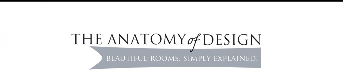 The Anatomy Of Design Beautiful Rooms Simply Explained