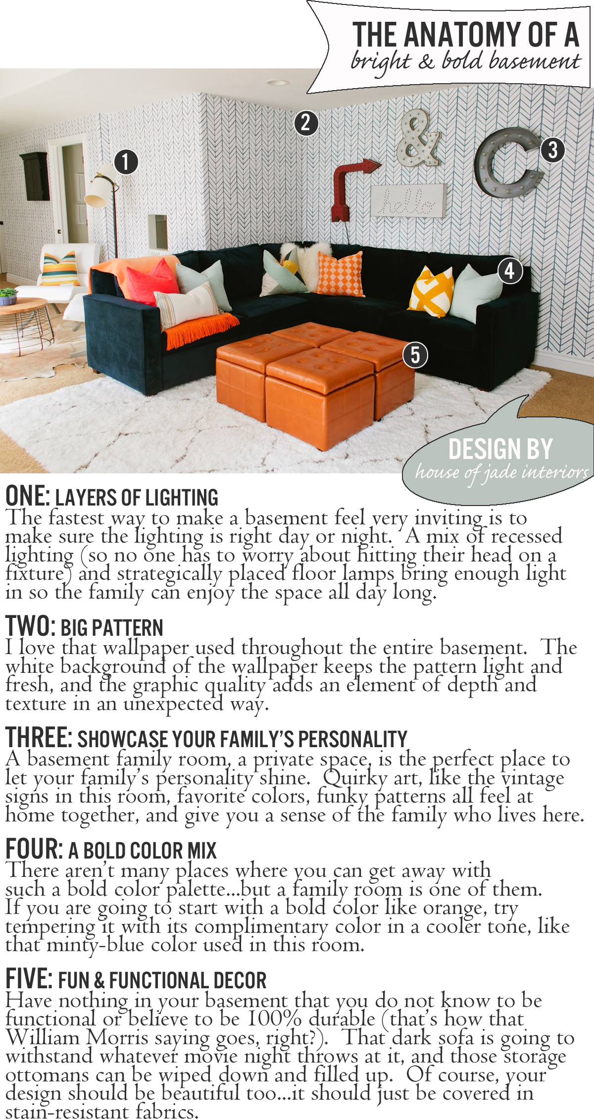 House of Jade Interiors | The Anatomy of Design